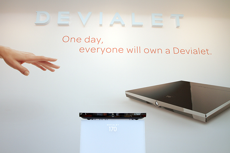 One Day, Everyone Will Own a Devialet