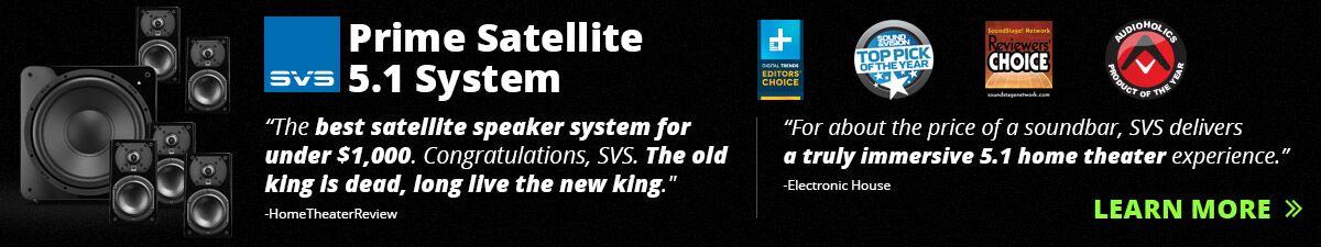 SVS Prime Satellite